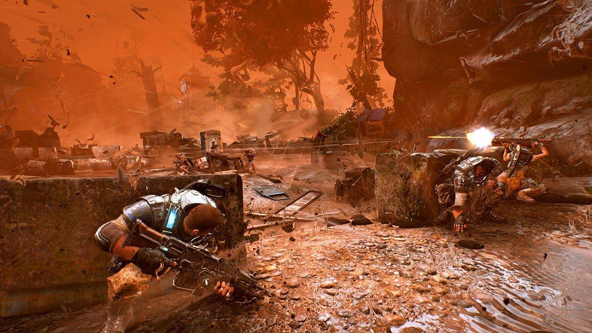 Gears of War 4: Su banda sonora correrá a cargo del compositor de Juego de Tronos