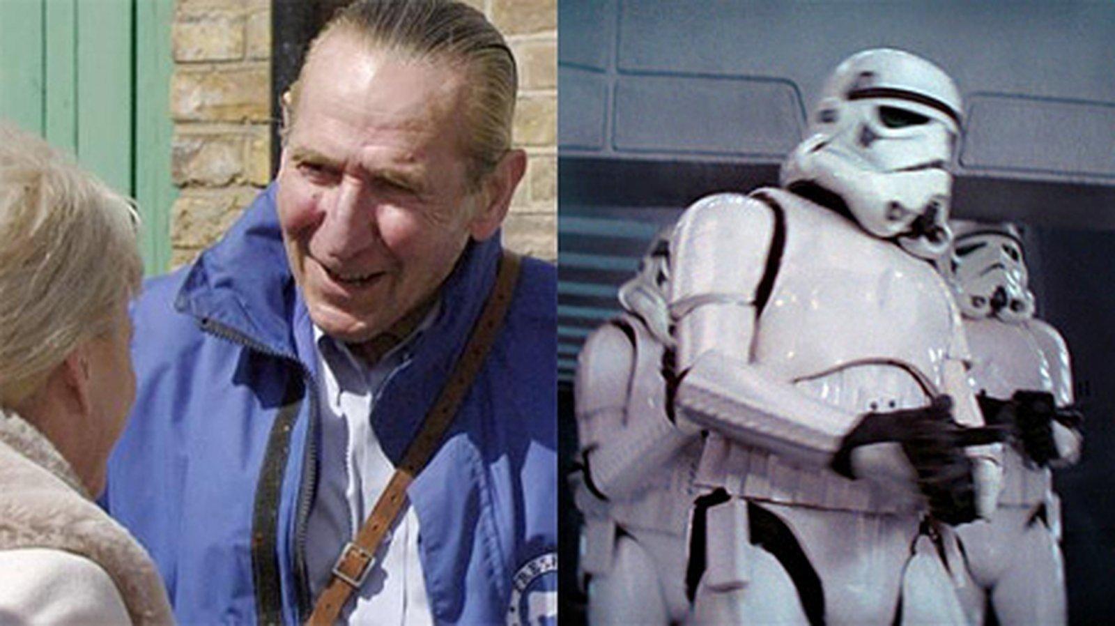 Star Wars: Fallece el stormtrooper que se golpeaba la cabeza