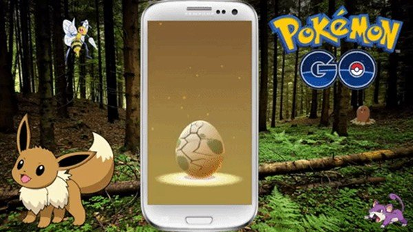 Pokémon GO: Este truco aumenta la posibilidad de recibir huevos de 10 km