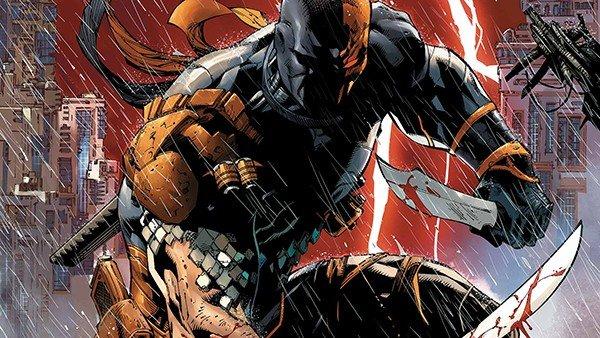 Batman: Deathstroke podría ser el villano de su próxima película en solitario