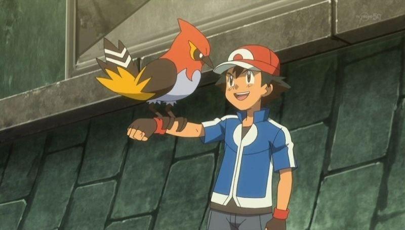Pokémon: Ash es todo un superhombre tal y como demuestran estas imágenes