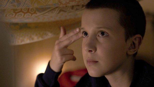 Los niños de Stranger Things ameniza los Emmys a ritmo de Bruno Mars