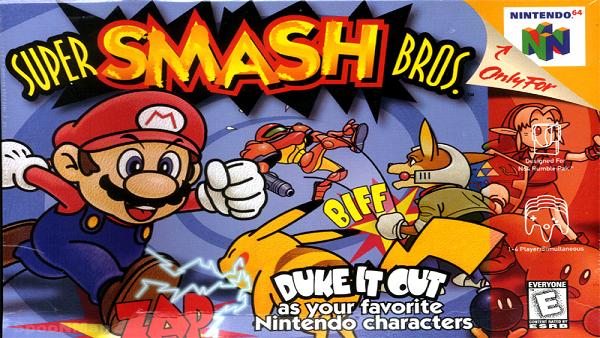 Nintendo 64 y Super Smash Bros. enganchan a todo un equipo de fútbol americano