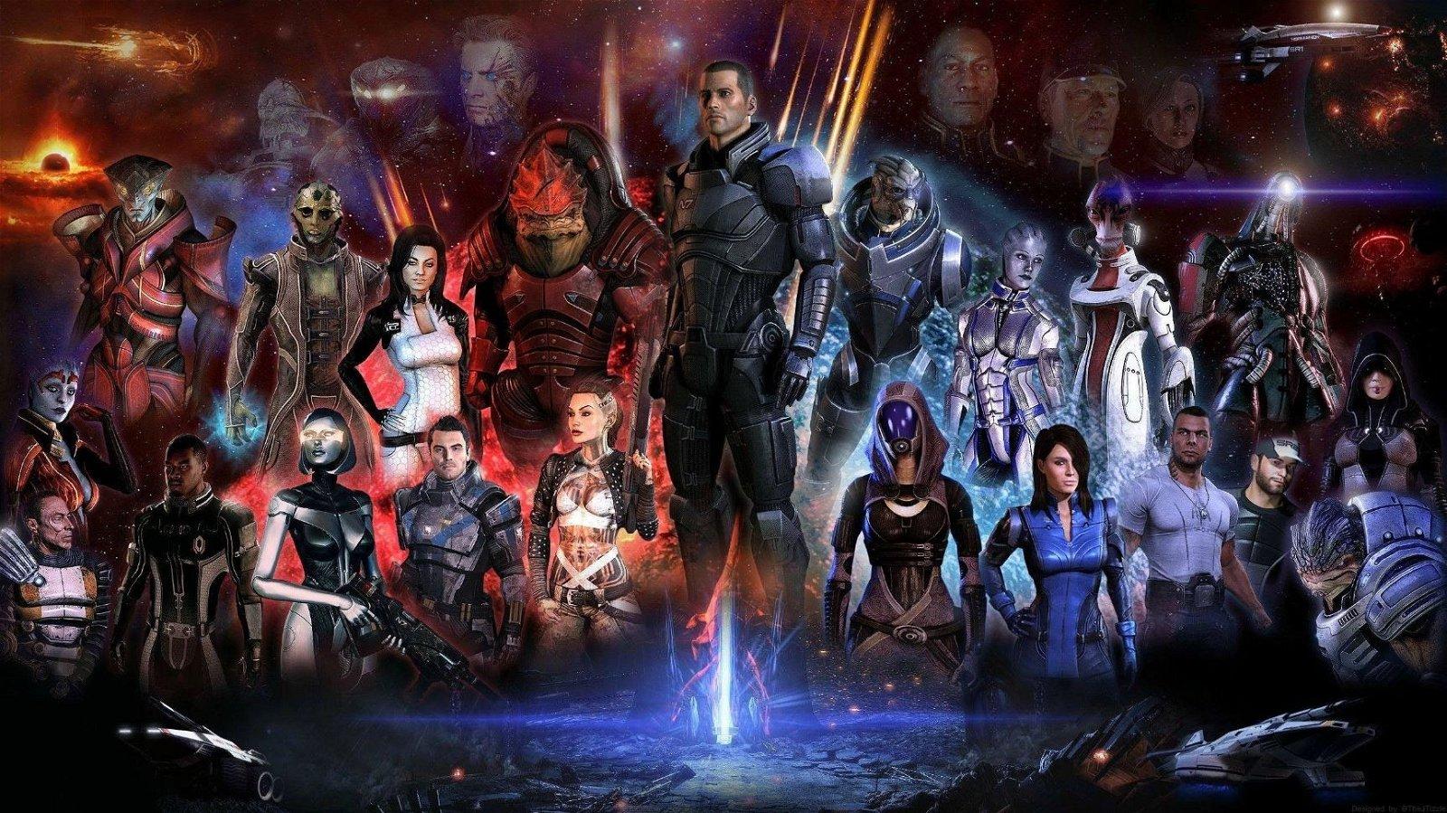 Electronic Arts no piensa en remasterizar Mass Effect pese a que sería