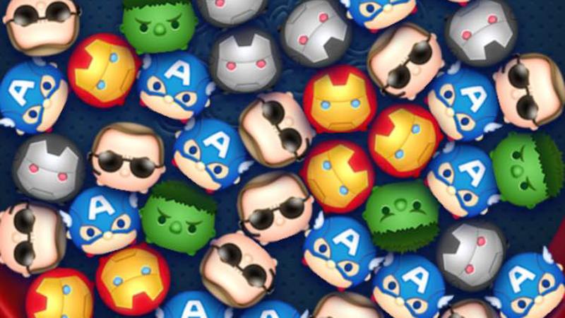 Marvel Tsum Tsum es el nuevo videojuego de Marvel para dispositivos móviles