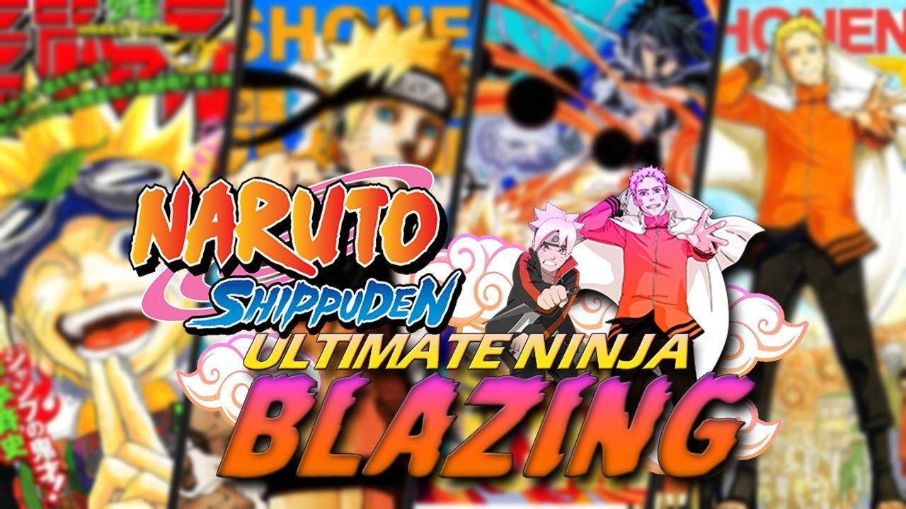 Naruto ya cuenta con su propio juego gratuito para móviles
