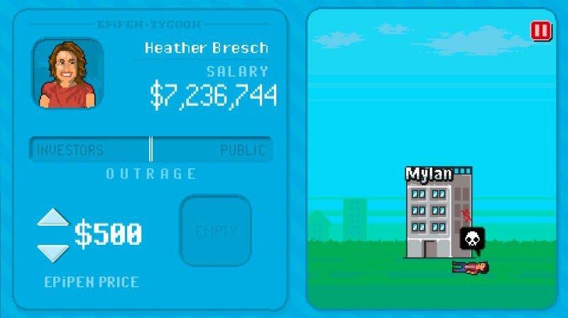 Un videojuego carga contra la oscura realidad de las farmacéuticas