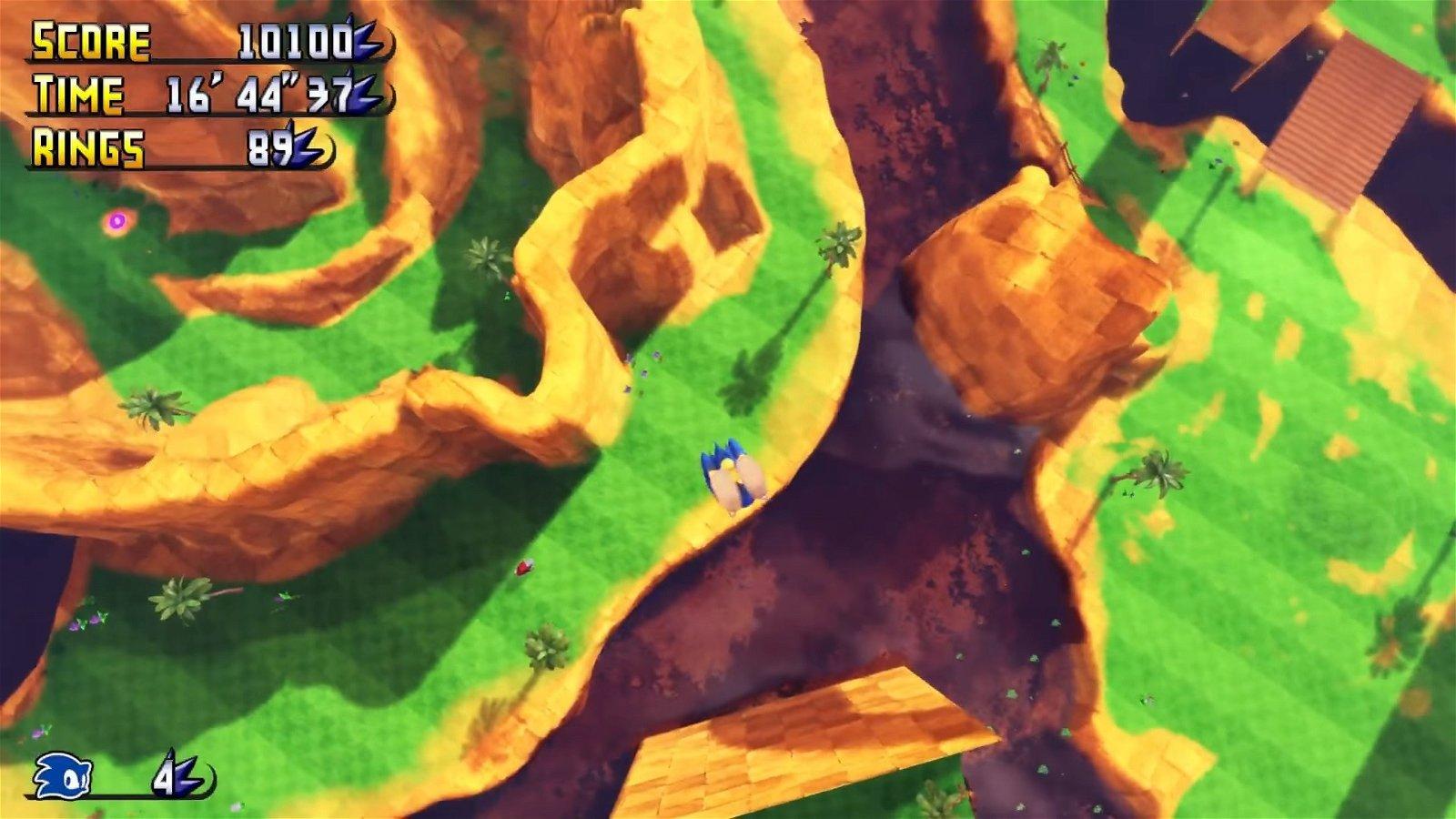 Sonic ya tiene el videojuego en 3D que merece y es completamente gratis