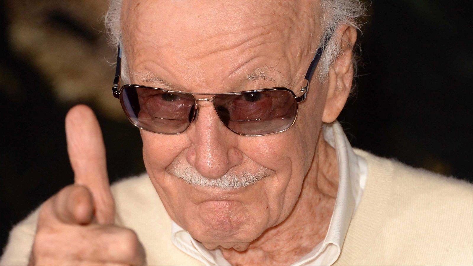 Stan Lee cancela su agenda por su delicado estado de salud