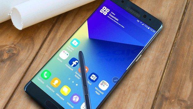 Samsung finaliza sus investigaciones sobre las explosiones del Galaxy Note 7