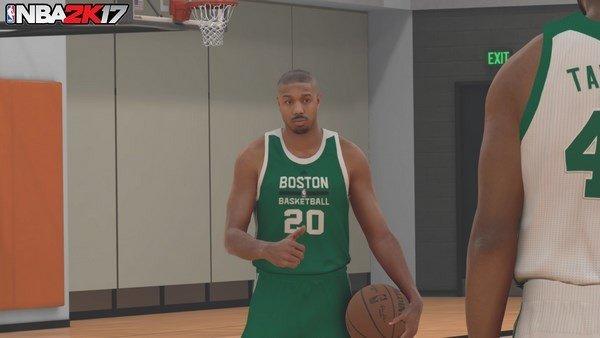 NBA 2K17: El actor Michael B. Jordan protagonizará el modo Mi Carrera