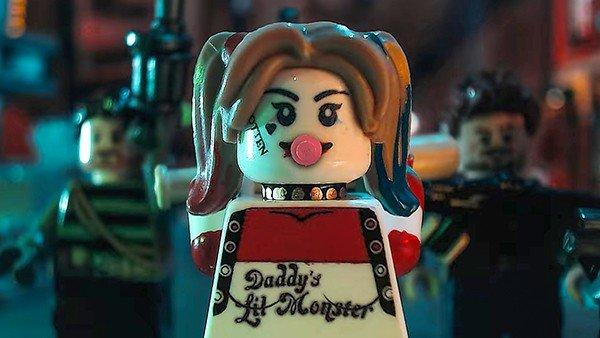 Escuadrón Suicida: Un fan representa el tráiler con figuras LEGO