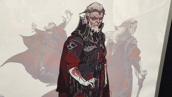 Final Fantasy XV se perderá los diseños que realizó este artista