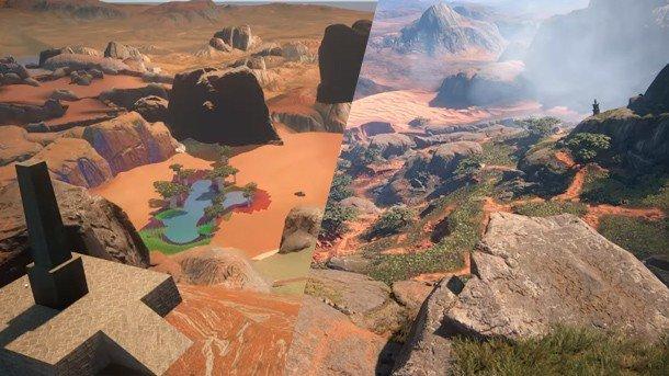 Uncharted 4: Comprueba, paso a paso, cómo se hizo el nivel de Madagascar