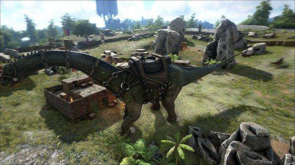 ARK: Survival Evolved se zambulle en la polémica por su DLC de pago