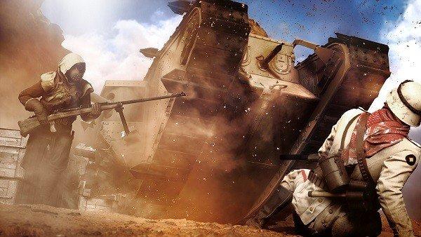 Battlefield 1 dará por concluida su beta abierta el 8 de septiembre