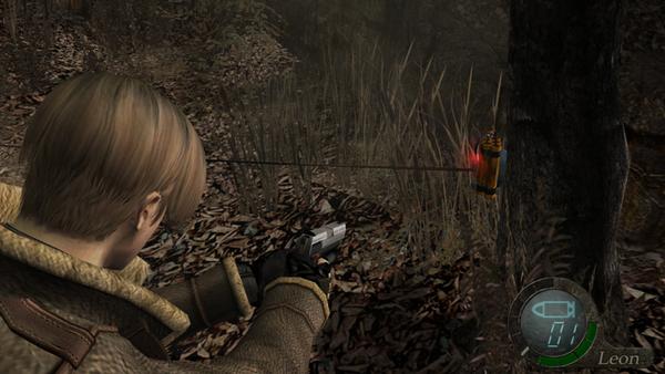 Resident Evil 4 oculta 21 easter eggs que quizás has pasado por alto