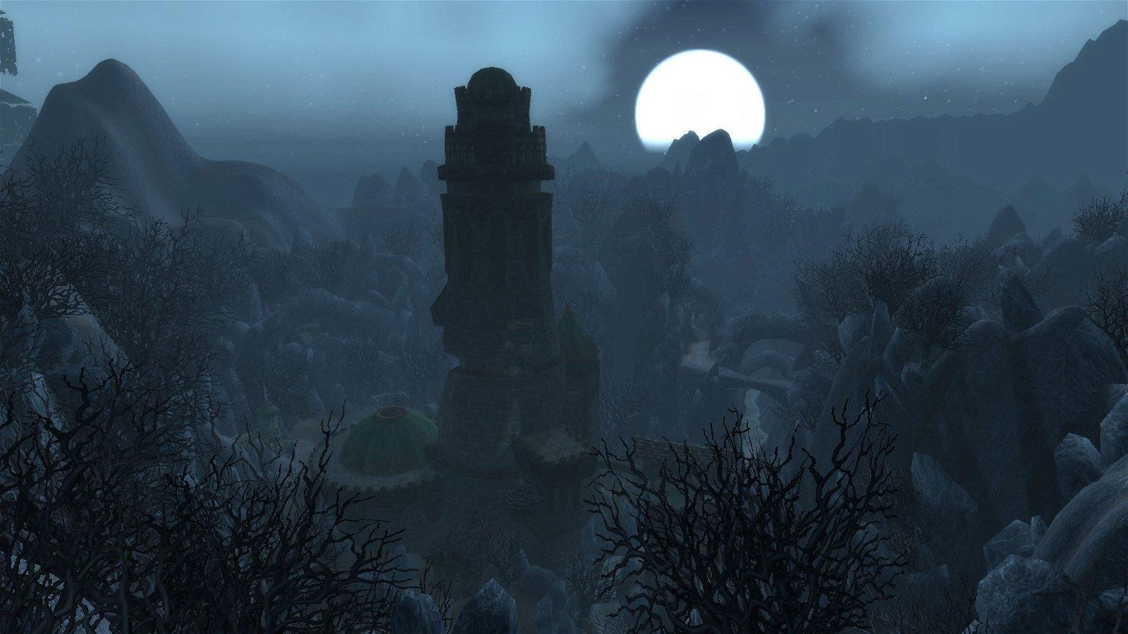 World of Warcraft: Legion te hará volver a Karazhan en su nueva actualización
