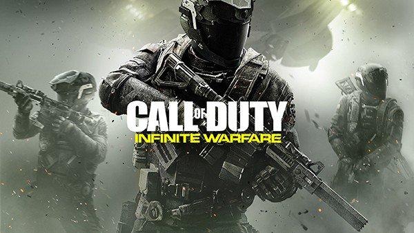 AlfaBetaTOP: Call of Duty: Infinite Warfare es el videojuego más popular