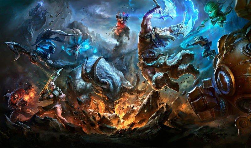 League of Legends tendrá nuevas figuras Pop!