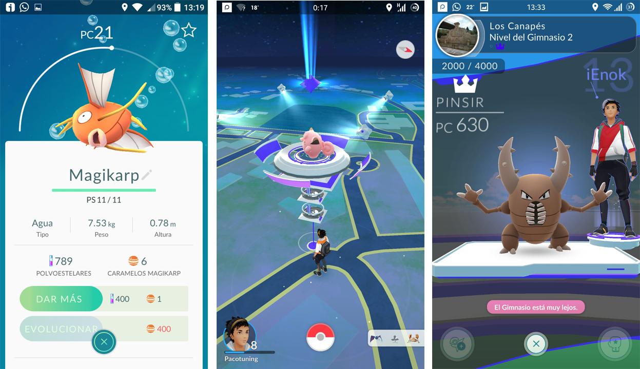 Pokémon GO ofrece nuevos detalles sobre el cierre de gimnasios