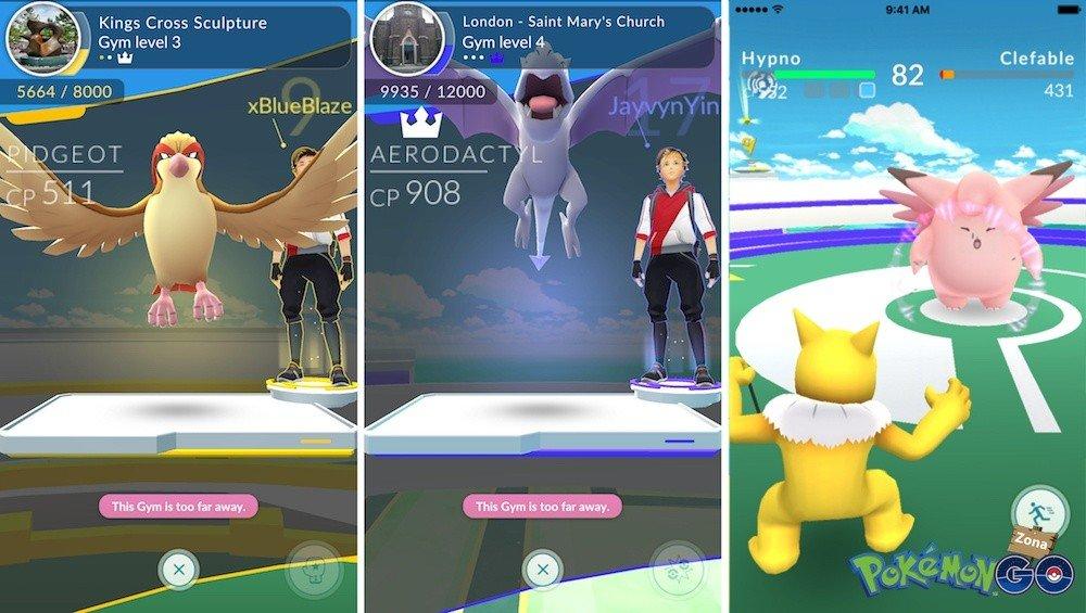 Pokémon GO no levanta cabeza con su nueva actualización