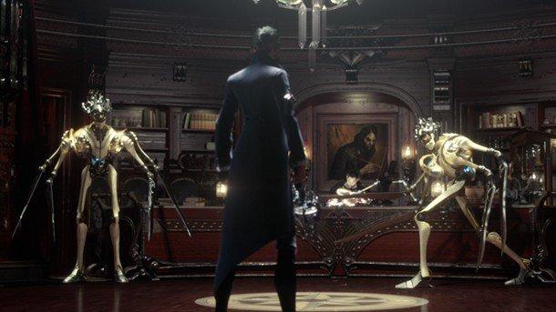 Dishonored 2 solo mostrará un 20% del juego en la primera partida