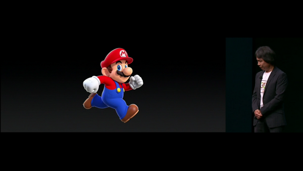 Shigeru Miyamoto anuncia Super Mario Run, un videojuego de pago para iOS