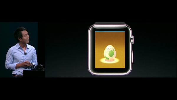 Keynote Apple 2016: Pokémon GO llegará a Apple Watch