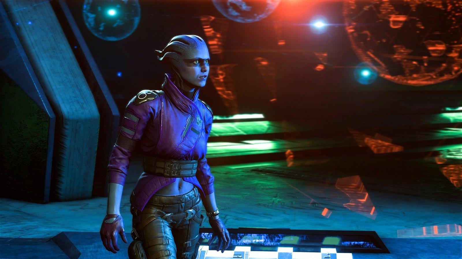Mass Effect: Andromeda irá a 30 fps tanto en PlayStation 4 como PlayStation 4 Pro