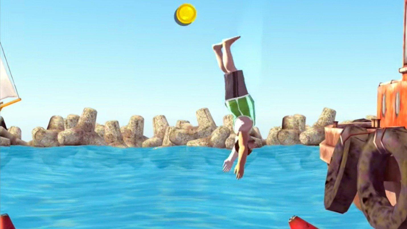 Flip Diving, el juego gratuito para móviles que está arrasando