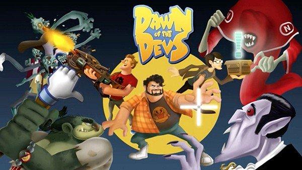 Dawn of the Devs: El juego en el que Kojima es el protagonista
