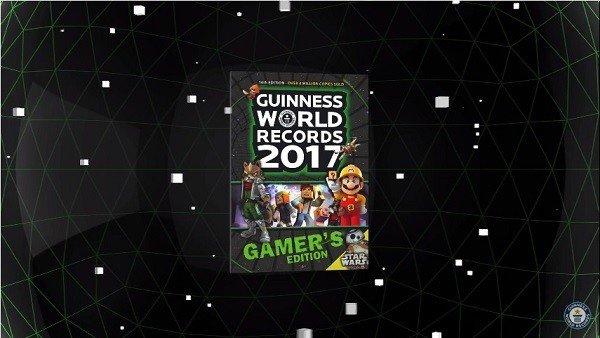El Libro Guiness de los Recórds Gamers 2017 ya está disponible