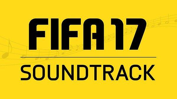FIFA 17 anuncia su banda sonora