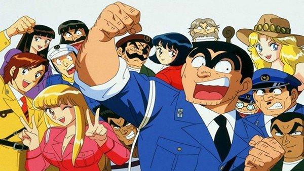 El manga Kochikame concluye tras 40 años