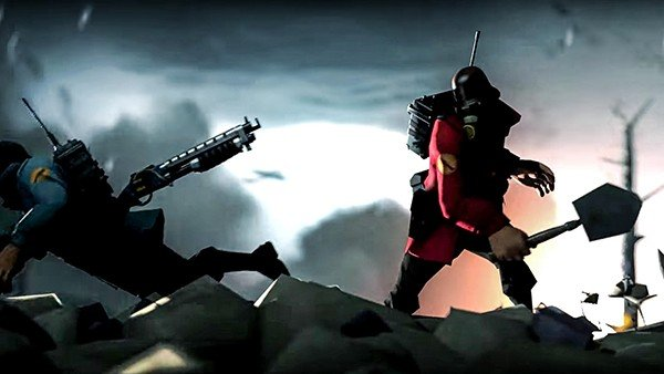 Battlefield 1: Recrean su tráiler con personajes de Team Fortress