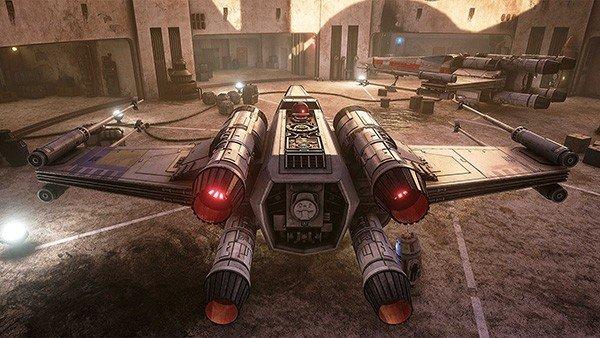 Star Wars: Mos Eisley es recreado con Unreal Engine