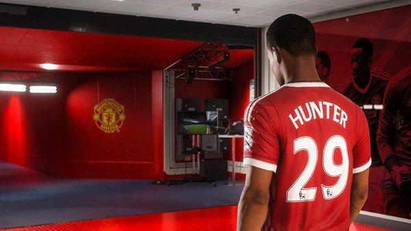 FIFA 17: Un jugador del Manchester United pide que recreen su cara en el juego