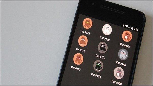 Android Nougat: Así se encuentra el simpático easter egg de gatos