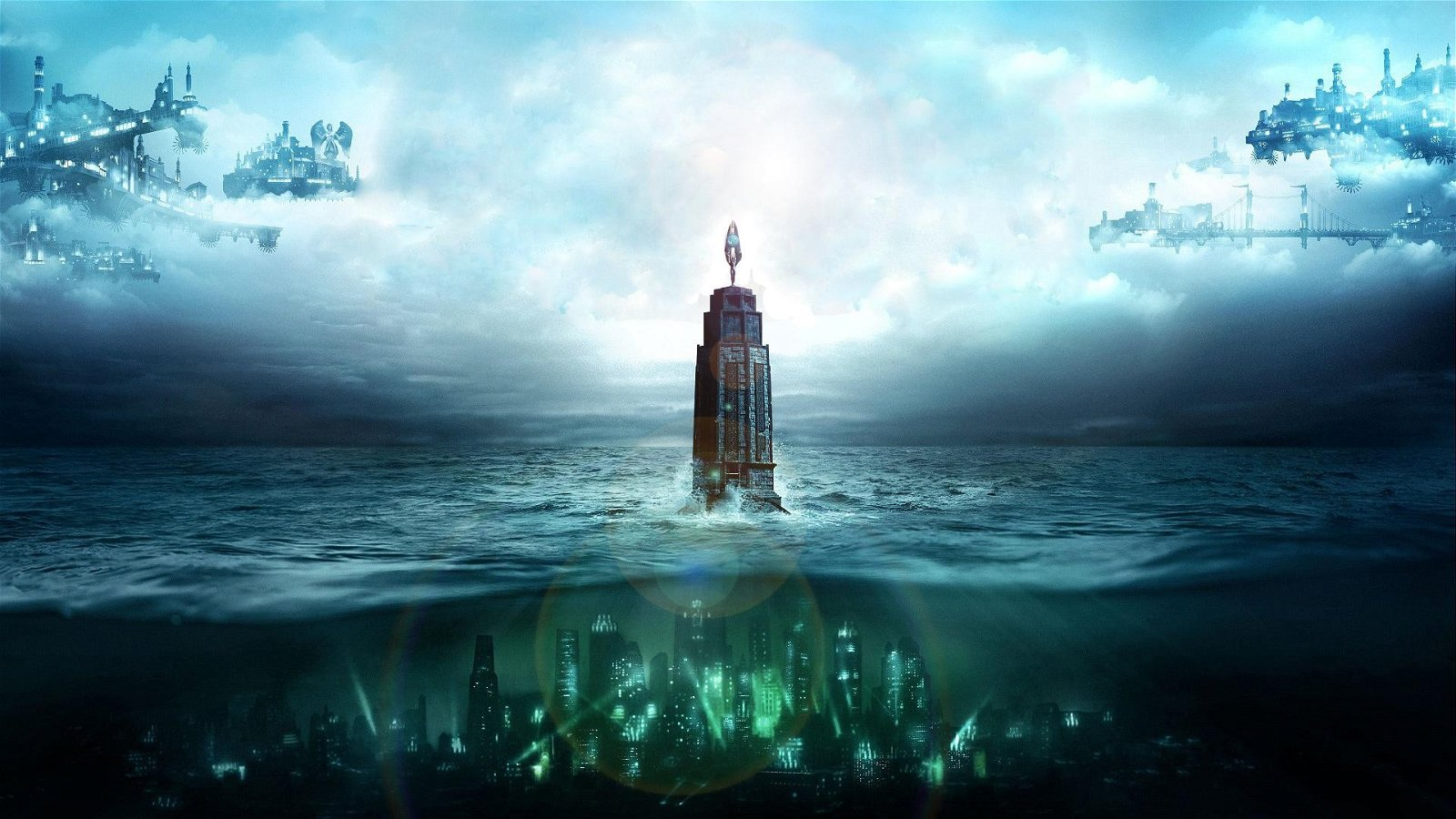 BioShock: The Collection desvela sus requisitos para PC