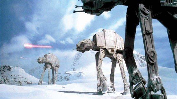 Star Wars: ¿Cuánto cuesta construir un AT-AT?