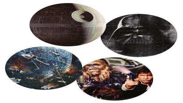 Star Wars: Estos vinilos de Una Nueva Esperanza querrán hacerse un hueco entre tu biblioteca