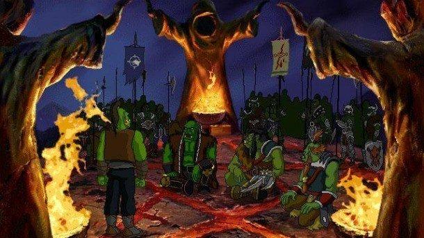 Warcraft Adventures: Lord of the Clans, la cancelada aventura gráfica, tiene una versión jugable