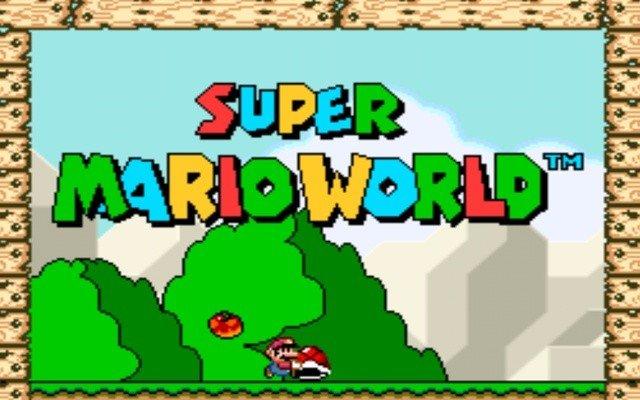 Super Mario World: Detalles del juego que quizás no conocías