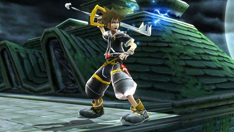 Super Smash Bros. 4 incorpora a Sora, de Kingdom Hearts, gracias a un mod