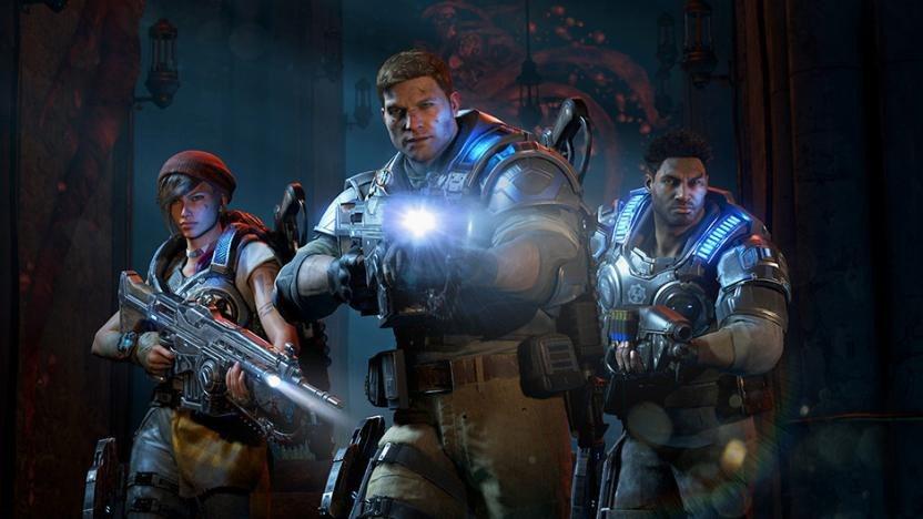 Gears of War 4: Las reservas en Amazon retrasan su envío indefinidamente