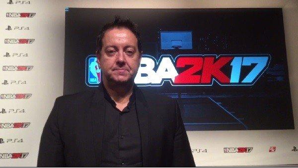 NBA 2K17: Hablamos con Antoni Daimiel, periodista y comentarista del juego