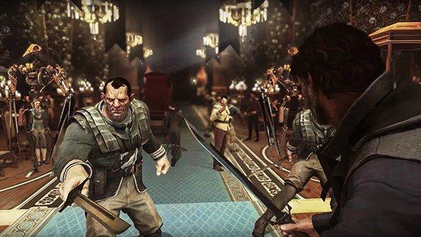 Dishonored 2 estrena un tráiler centrado en Corvo