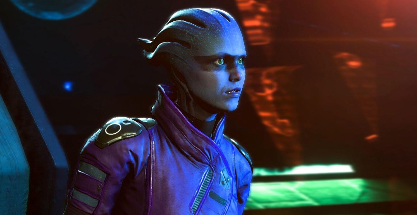 Mass Effect: Andromeda no contará con diversas razas de los juegos anteriores