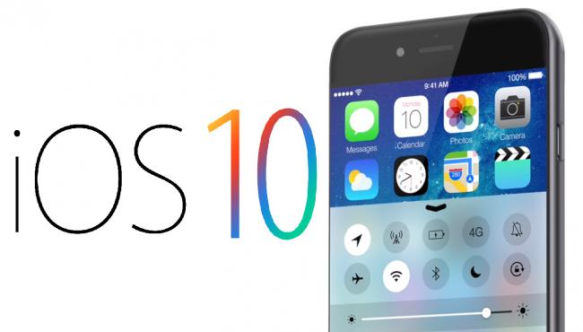 iOS 10 origina algunos problemas con su llegada a iPhone y iPad